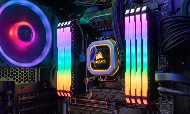 Doskonałe pamięci dla AMD Ryzen. Fani kolorowego podświetlenia będą zachwyceni