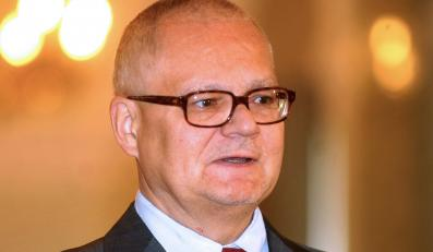 Glapiński: Prezydent nie mści się na Tusku