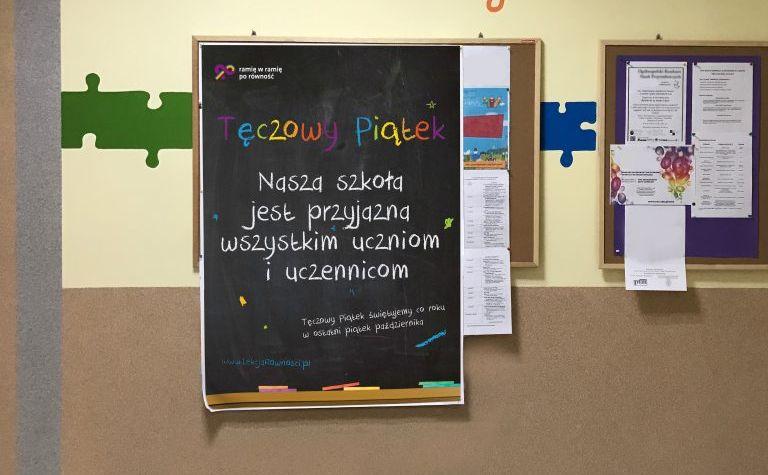 Tęczowy Piątek / Kampania Przeciw Homofobii