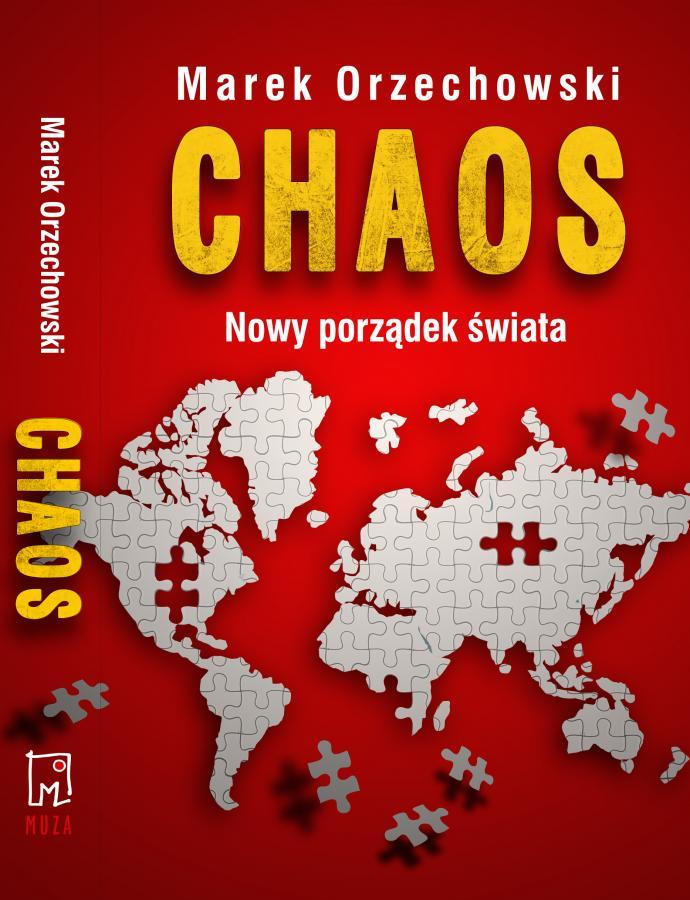 okładka książki Marka Orzechowskego \