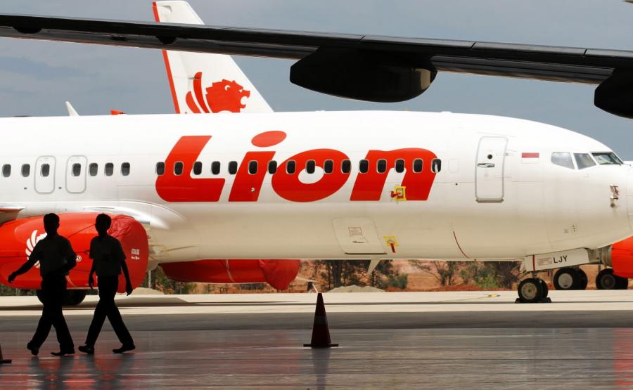 Samolot linii Lion Air