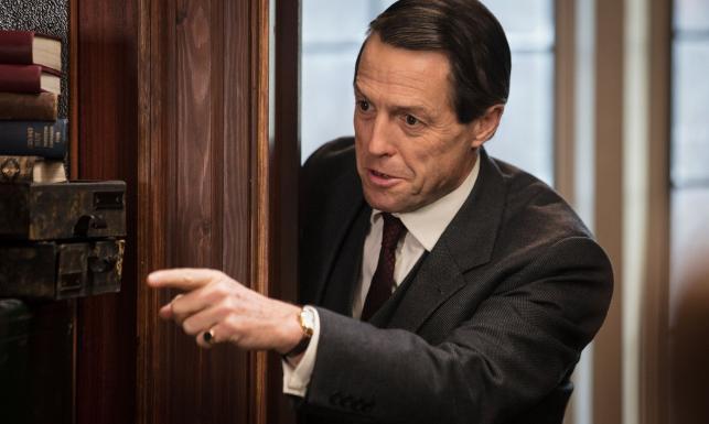 Hugh Grant jako skompromitowany polityk w nowym serialu HBO \