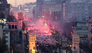 Marsz Nieodległości 2017 r.