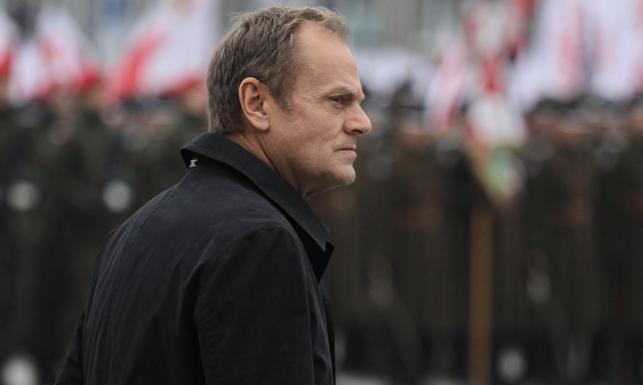 Donald Tusk odwiedził Leszka Millera