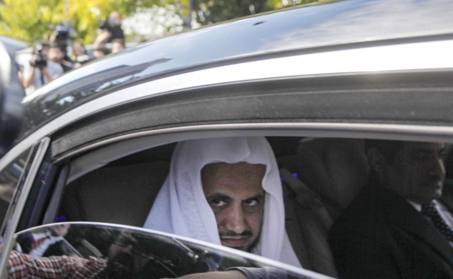 Saudyjski prokurator generalny Saud al-Mujeb