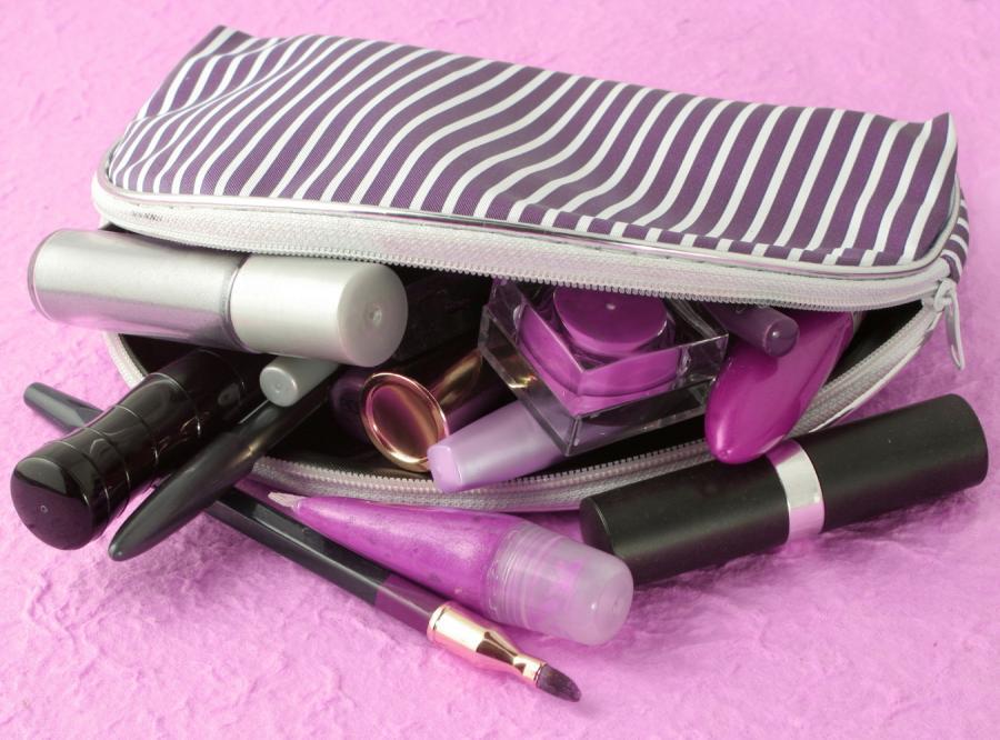 Zrób remanent w kosmetyczce