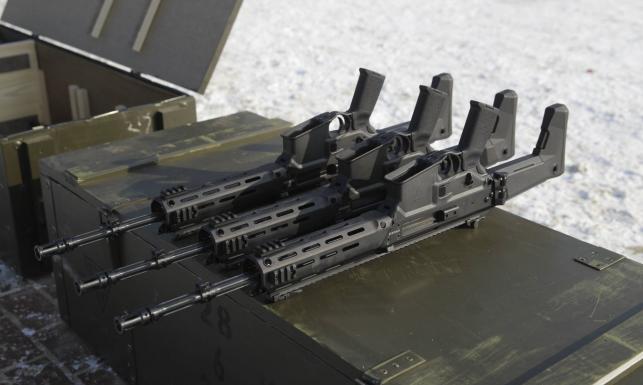 PGZ: Karabinek GROT w wersji do strzelania sportowego