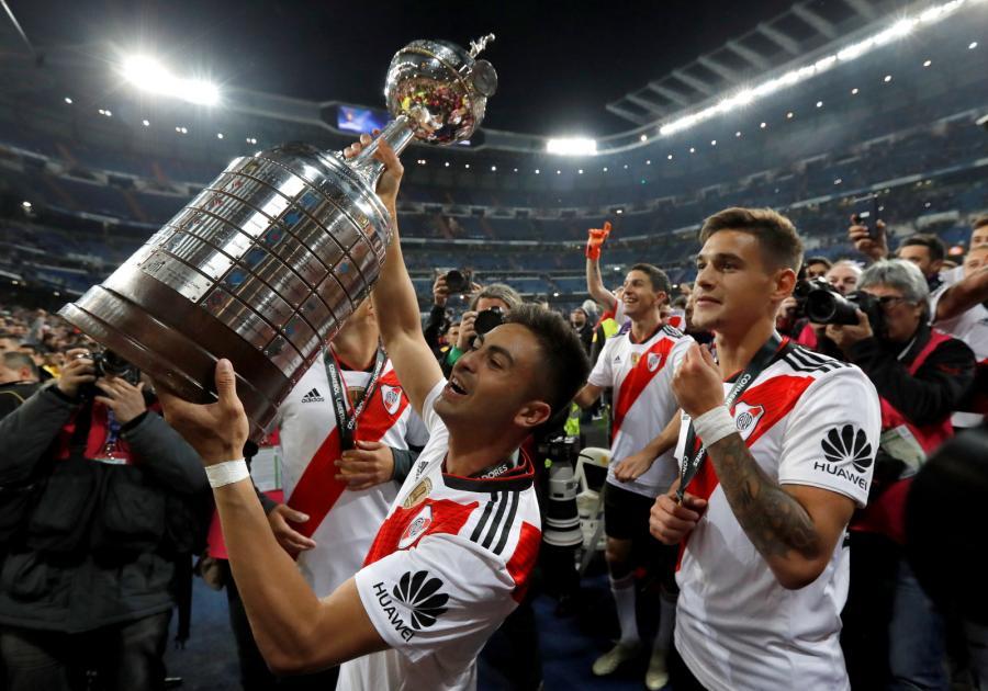 Rdość piłkarzy River Plate