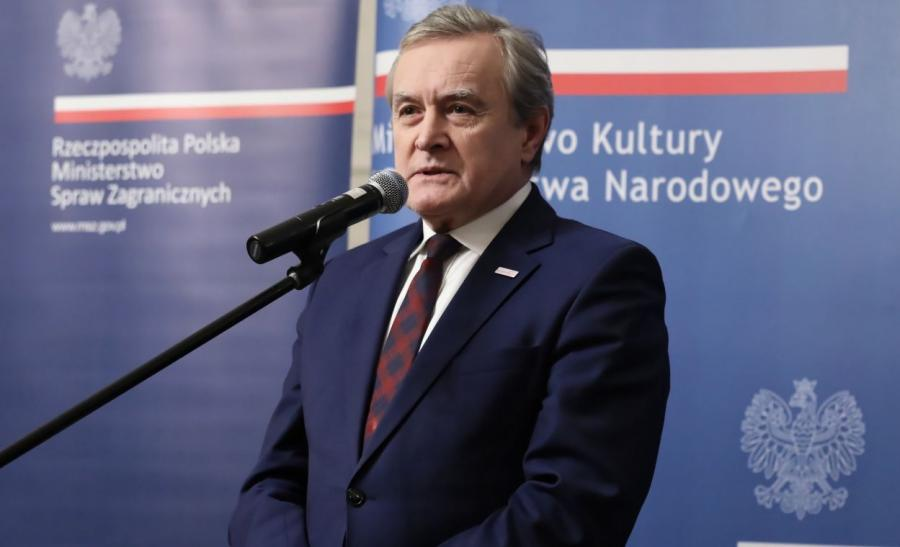 Piotr Gliński, minister kultury