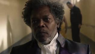 """Samuel L. Jackson w filmie """"Glass"""""""