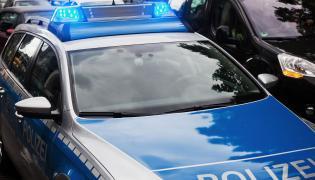 Niemiecka policja, radiowóz
