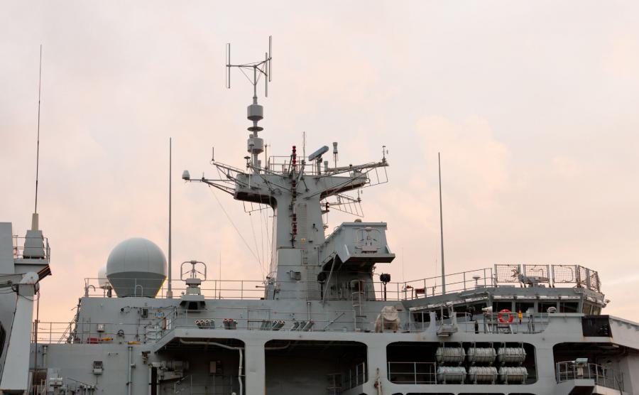 Brytyjski okręt wojenny