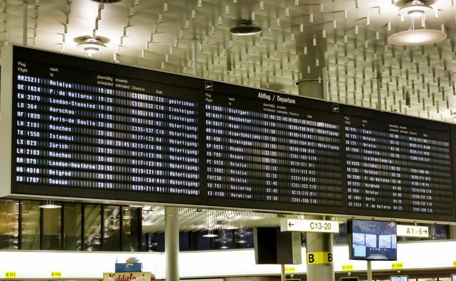 Lotnisko w Hanowerze