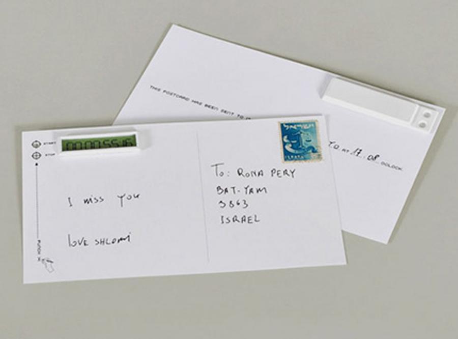 Zobacz pocztówkę, która sprawdzi listonosza