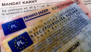 Prawo jazdy, dowód rejestracyjny i mandat
