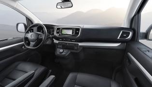 Opel Zafira Life także pojawi się w wersji z napędem elektrycznym
