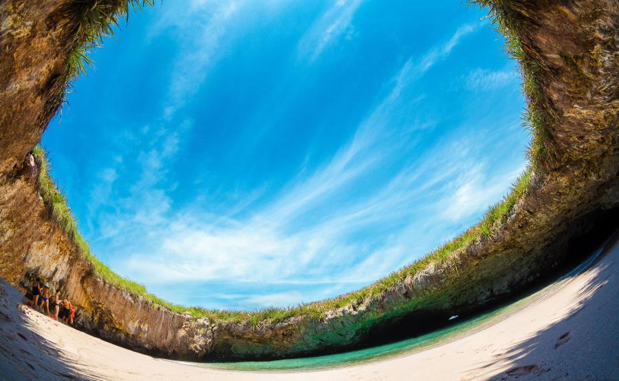 Hidden Beach, miejsce 3