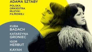 Plakat promujacy koncert
