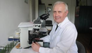 Onkolog i genetyk prof. Jan Lubiński