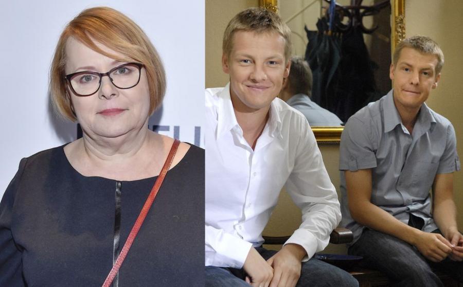 Ilona Łepkowska, Marcin Mroczek i Rafał Mroczek