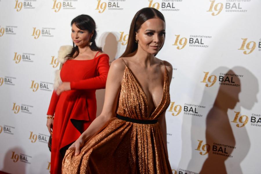 Aktorka, dziennikarka i prezenterka telewizyjna Anna Wendzikowska