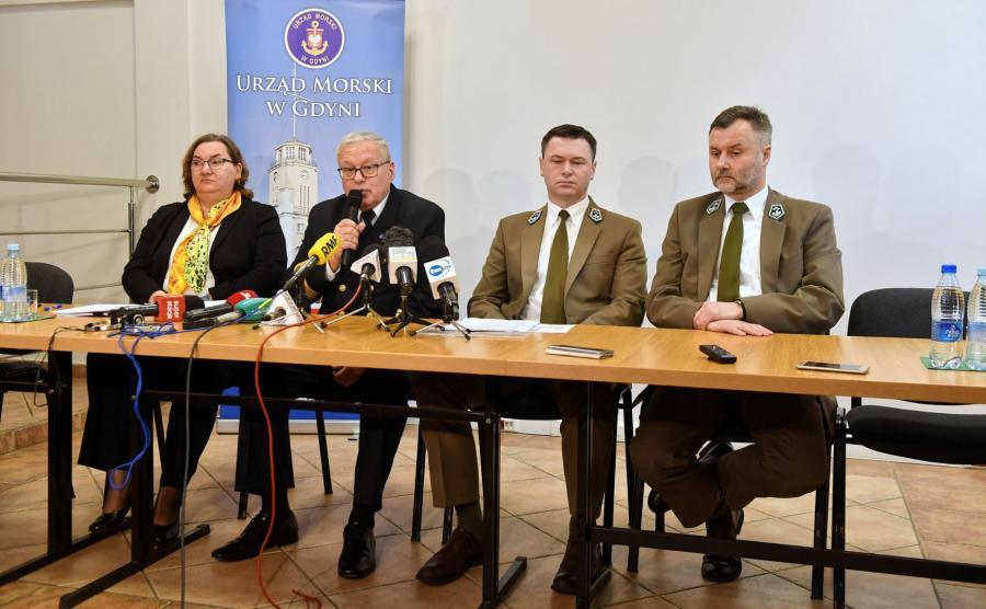 Anna Stelmaszyk-Świerczyńska, Wiesław Piotrzkowski, Bartłomiej Obajtek, Mariusz Potoczny