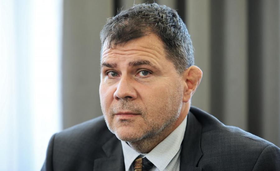 Sędzia Mariusz Muszyński