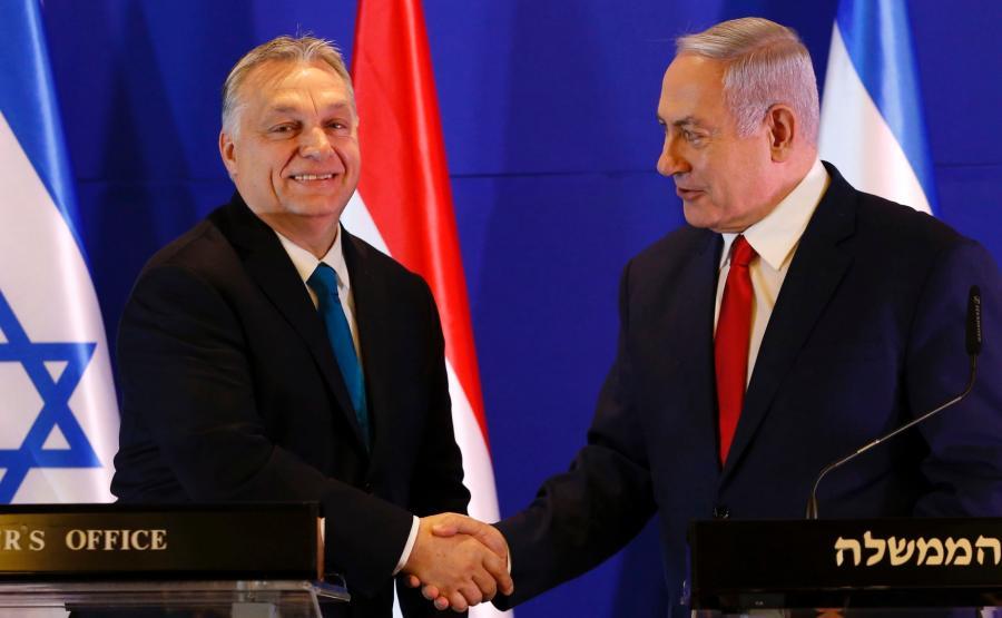 Orban Netanjahu
