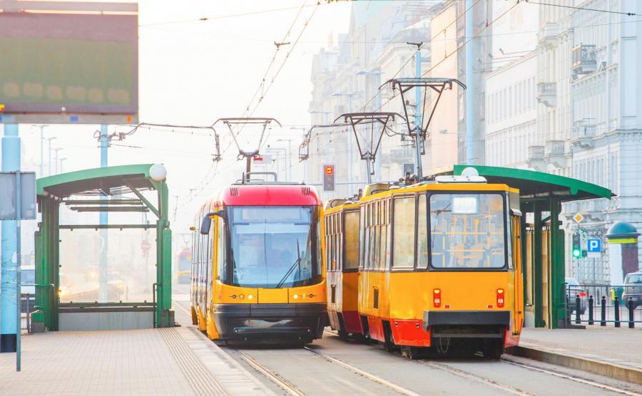 Tramwaje w Warszawie