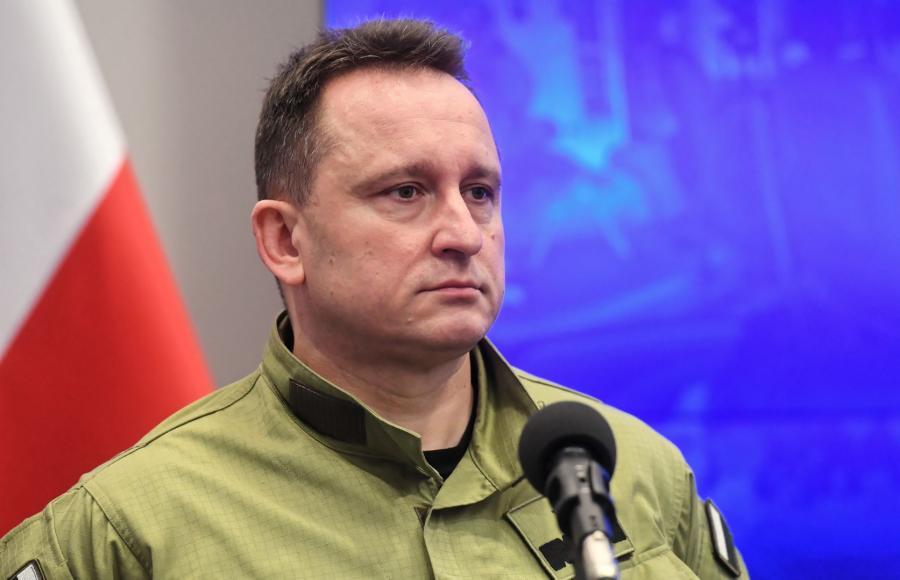 generał Tomasz Miłkowski