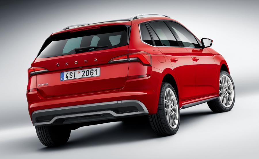 Kamiq będzie pierwszym SUV-em w Europie z napisem \