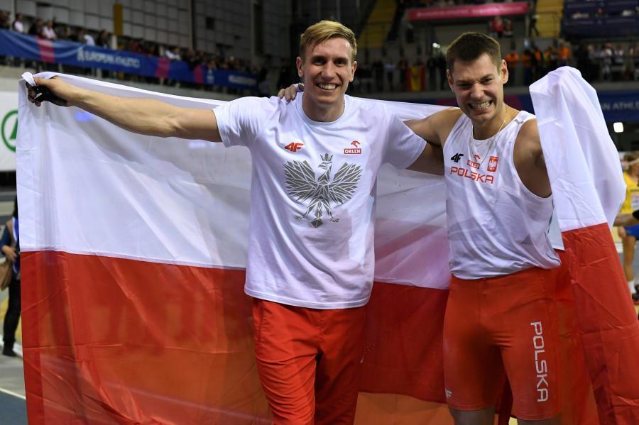 Paweł Wojciechowski (P) i Piotr Lisek (L)