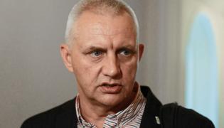 Prezes Fundacji Nie lękajcie się Marek Lisiński