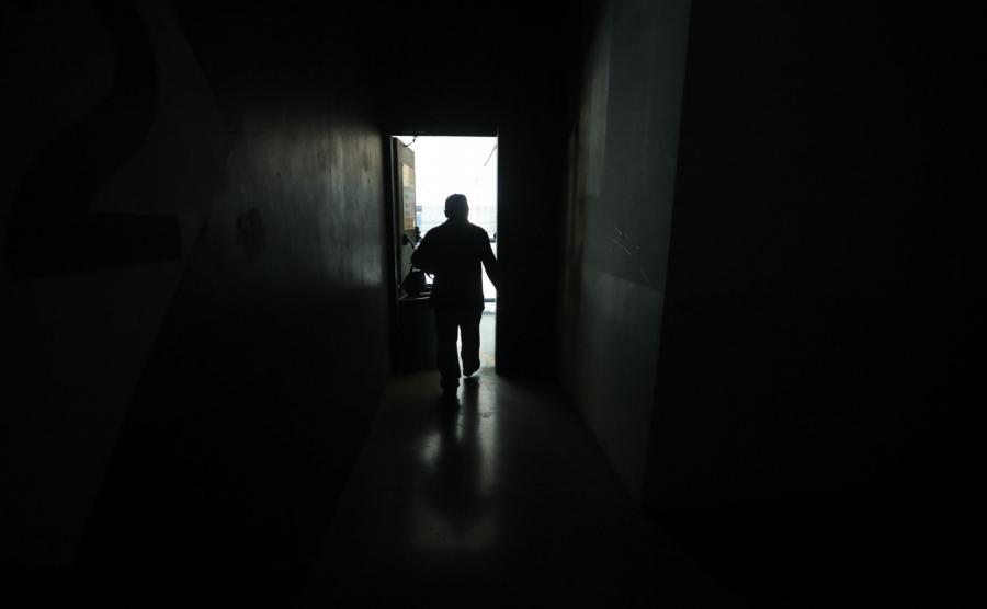 Brak prądu w Wenezueli