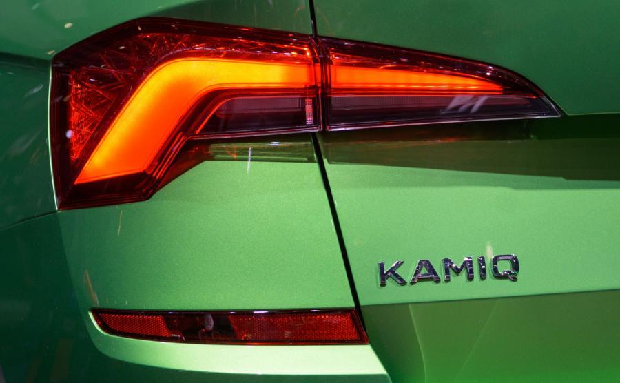 Kamiq będzie pierwszym modelem Skody wyposażonym w zdynamizowane kierunkowskazy ledowe zarówno z przodu, jak i z tyłu