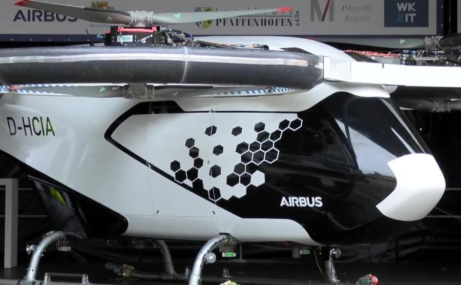Latająca taksówka Airbusa