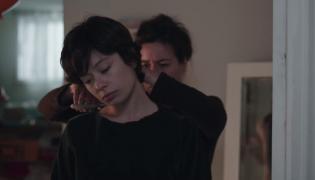 """Kadr z filmu """"Podróż do pokoju matki"""""""