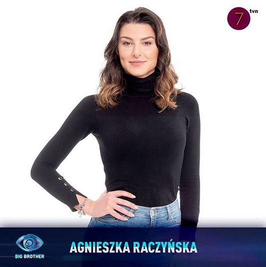Big Brother - Agnieszka Raczyńska