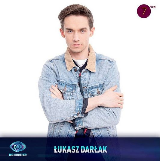 Big Brother - Łukasz Darłak
