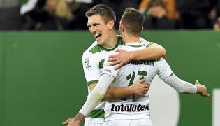 Piłkarze Lechii Gdańsk