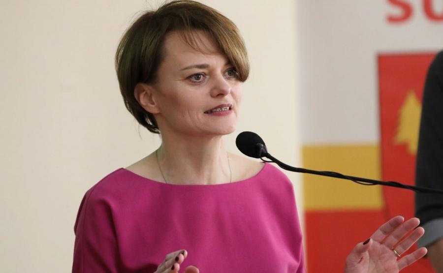 Minister Jadwiga Emilewicz
