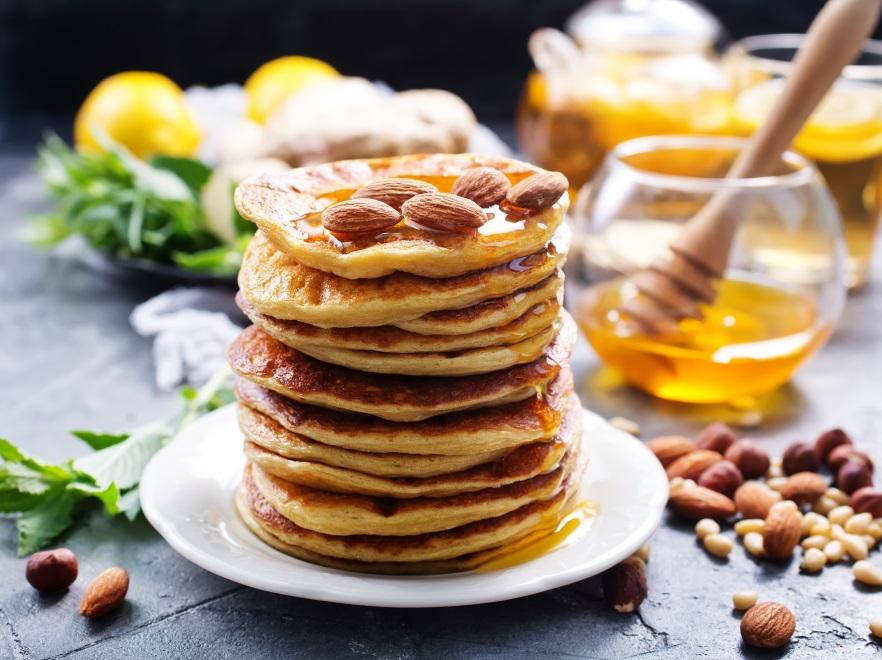 Kalifornijskie pancakes
