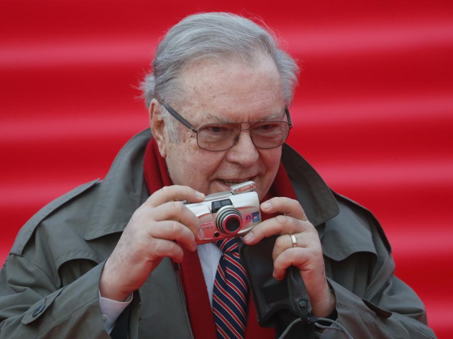 Na festiwalu filmowym w Moskwie pojawił się też Krzyszto Zanussi