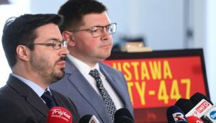 Stanisław Tyszka i Tomasz Rzymkowski