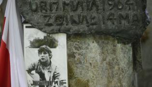 Grób Grzegorza Przemyka