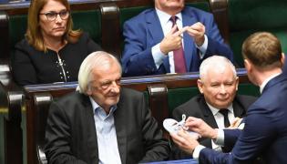 Sławomir Nitras Jarosław Kaczyński i Ryszard Terlecki