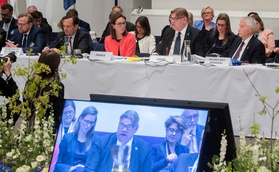 Spotkanie Rady Europy