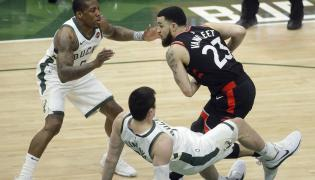 Milwaukee Bucks - Toronto Raptors