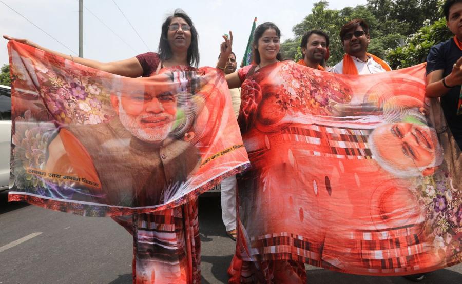 Wybory parlamentarne w Indiach