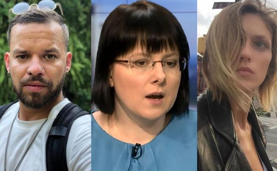 Michał Piróg, Kaja Godek, Anja Rubik